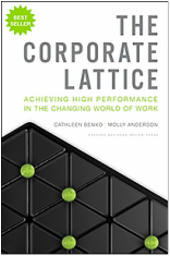 Corporate Lattice Book Cover