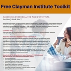 Clayman Performance Assessment Tool Graphic