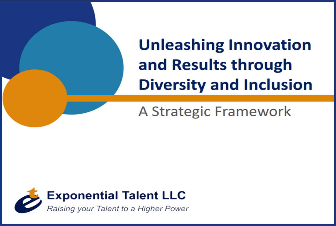 Diversity and Inclusion Strategic Framework PowerPoint