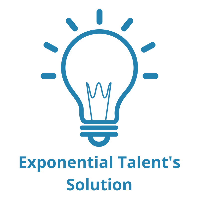 Exponential Talent's Solution