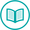 Education Coaching book icon